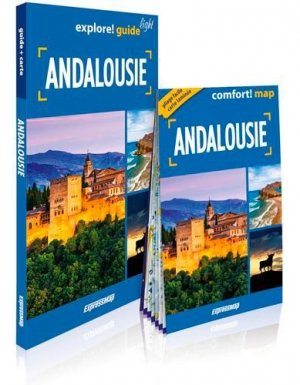 Andalousie - Express Map - 9788380464292 -