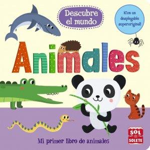 ANIMALES  - BRUNO - 9788469623787 -