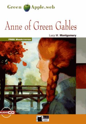 Anne of Green Gables - black cat - cideb - 9788853013231 -
