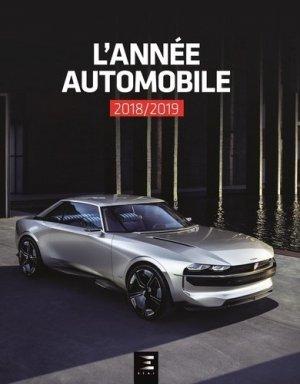 Année automobile n° 66 - etai - editions techniques pour l'automobile et l'industrie - 9791028303167 -