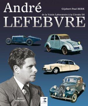 Andre lefebvre - etai - editions techniques pour l'automobile et l'industrie - 9791028303891 -