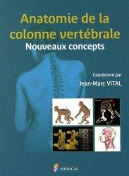 Anatomie de la colonne vertébrale-sauramps medical-9791030300642