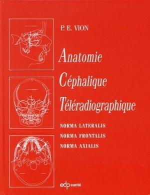 Anatomie céphalique téléradiographique - edp sante - parresia - 9791090762060 -