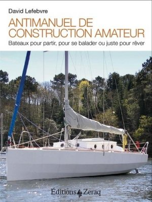 Antimanuel de construction amateur - zeraq - 9791093860480 -