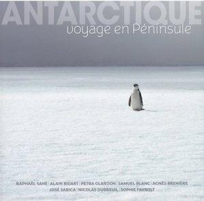 Antarctique - omniscience - 9791097502270 -