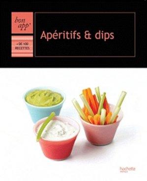 Apéritifs et dips - Hachette - 9782012302693 -