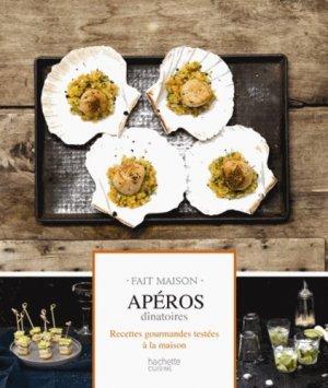 Apéros dînatoires - Hachette - 9782012310278 -