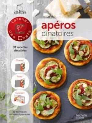 Apéros dînatoires - Hachette - 9782012316744 -