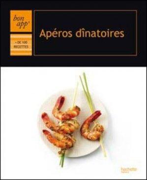 Apéros dînatoires - Hachette - 9782012380936 -