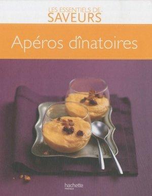 Apéros dinatoires - Hachette - 9782012381223 -
