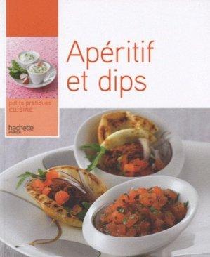 Apéritif et dips - Hachette - 9782016211977 -