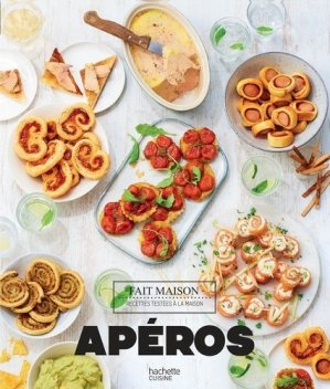 Apéros - Hachette - 9782017084594 -