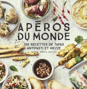 Apéros du monde - Hachette - 9782017089438 -