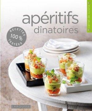 Apéritifs dînatoires - Larousse - 9782035897619 -