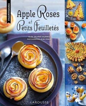 Apple Roses et petits feuilletés - Larousse - 9782035929983 -