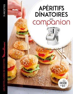 Apéritifs dînatoires au Companion - dessain et tolra - 9782035986429 -