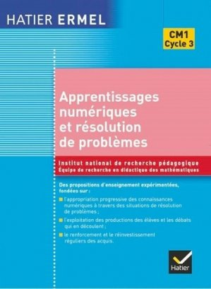 Apprentissages numériques et résolution de problèmes CM1 - Hatier - 9782218920363 -