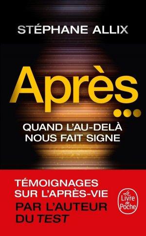 Après... - le livre de poche - lgf librairie generale francaise - 9782253820376 -