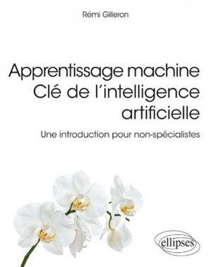 Apprentissage machine Clé de l'intelligence artificielle - ellipses - 9782340028807 -