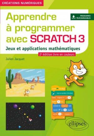 Apprendre a programmer avec scratch 3 - ellipses - 9782340034983 -