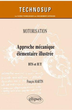 Approche mécanique élémentaire illustrée - Ellipses - 9782340037496 -