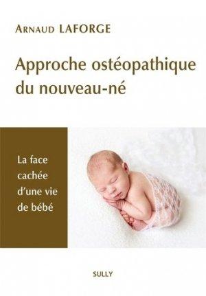 Approche ostéopathique du nouveau-né - sully - 9782354322489 -