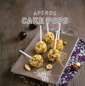 Apéro cake pops - I2C - 9782360912834 -