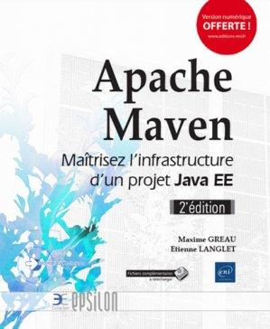 Apache Maven - eni - 9782409019531 -