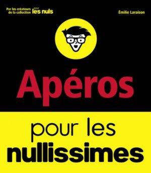 Apéros pour les nullissimes - first editions - 9782412021989 -