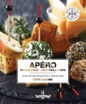 Apéros - Marabout - 9782501087285 -