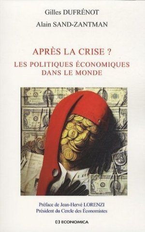 Après la crise ? - Economica - 9782717857948 -