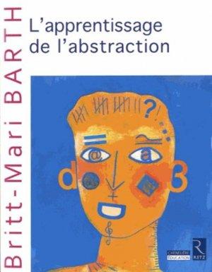 Apprentissage de l'abstraction - Retz - 9782725632438 -