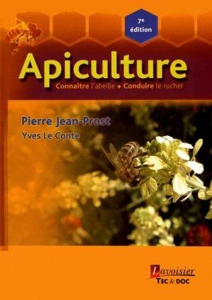 Apiculture - lavoisier / tec et doc - 9782743007874 -