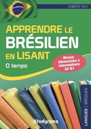 Apprendre le brésilien en lisant (A2-D1) - studyrama - 9782759039661 -
