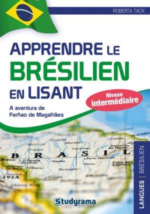 Apprendre le brésilien en lisant - studyrama - 9782759040582 -