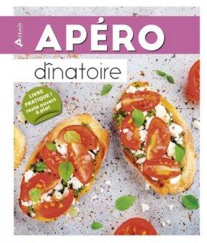 Apéro dînatoire - artemis - 9782816012651 -