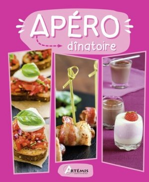 Apéro dînatoire - artemis - 9782816014570 -