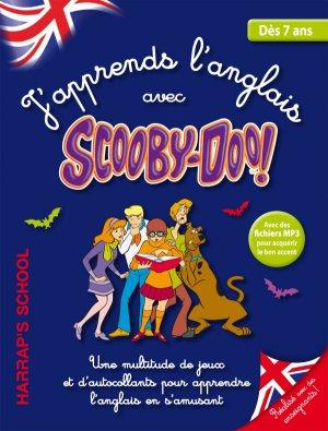 J'apprends l'anglais avec Scooby-doo ! Dès 7 ans - harrap's - 9782818704066 -