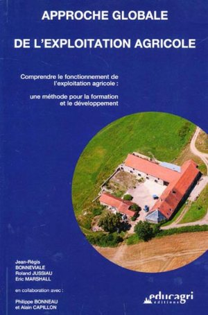 Approche globale de l'exploitation agricole - educagri / inrap - 9782844449245 -