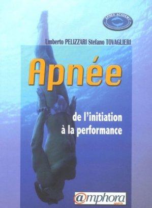 Apnée. De l'initiation à la performance - amphora - 9782851806727 -