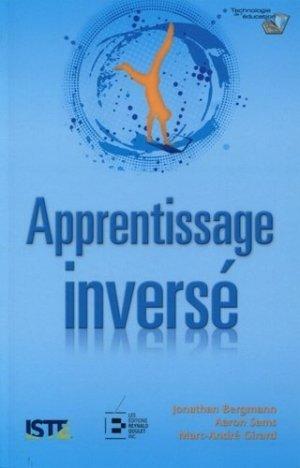 Apprentissage inversé - Reynald Goulet - 9782893775371 -