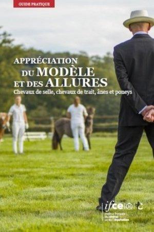 Appréciation des chevaux, poneys et ânes - les haras nationaux - 9782915250527 -