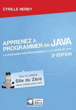 Apprenez à programmer en Java - simple it - 9791090085077 -