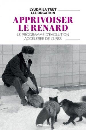 Apprivoiser le renard - omblage - 9791096997091 -