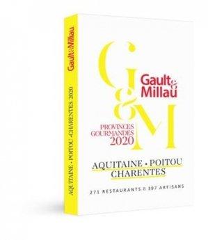 Aquitaine Poitou-Charente - gault et millau - 9782375570357 -