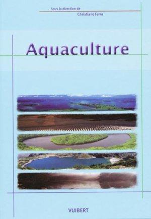 Aquaculture - vuibert - 9782711771912 -