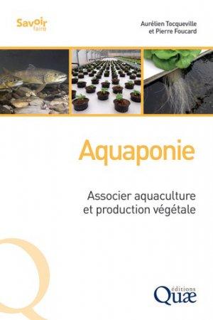 Aquaponie - quae - 9782759229642 -