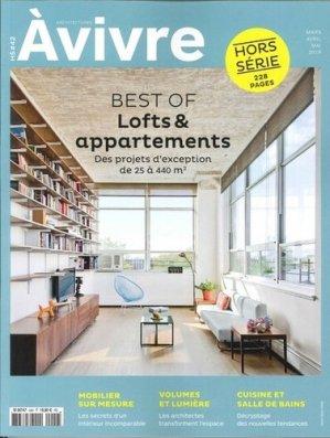 Architectures à vivre Hors-série N° 42, mars/avril/mai 2019 - Architectures à vivre - 3663322102998 -