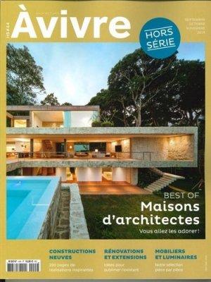 Architectures à vivre Hors-série N° 44, septembre-novembre 2019 - Architectures à vivre - 3663322107146 -