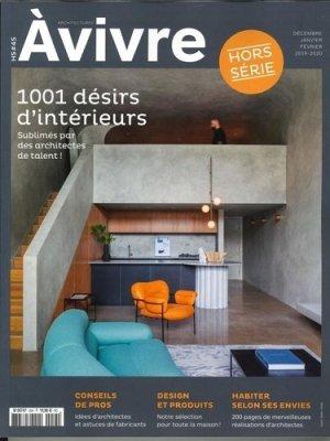 Architectures à vivre Hors-série N° 45, décembre-janvier 2020 - Architectures à vivre - 3663322107153 -